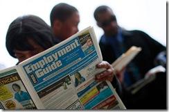 unemployment Guide Newspaper